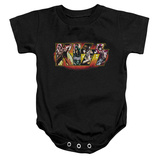 Infant: KISS - Stage Logo Infant Onesie
