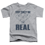 Toddler: Family Guy - Real Build T-shirts