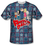 American Dad - Family T-Shirt