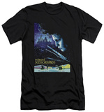 Edward Scissorhands - Poster (slim fit) T-shirts