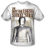The Day The Earth Stood Still - Metal Sub Shirt