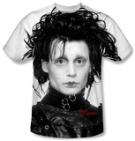Edward Scissorhands - Heads Up T-shirts