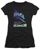 Juniors: Edward Scissorhands - Poster Shirts
