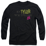Longsleeve: Fight Club - In Tyler We Trust T-shirts