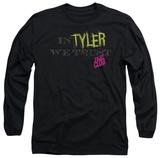 Longsleeve: Fight Club - In Tyler We Trust Shirts