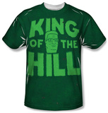 King Of The Hill - Lawnmower Man T-Shirt