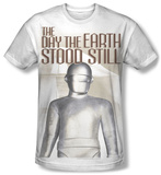 The Day The Earth Stood Still - Metal Sub T-Shirt