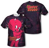 Hot Stuff - Comic Panels (Front/Back) Shirts