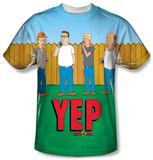 King Of The Hill - Yep T-shirts