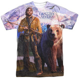 Grizzly Adams - Man And Bear T-shirts