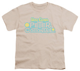 Youth: Here Comes Peter Cottontail - Logo T-Shirt