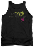 Tank Top: Fight Club - In Tyler We Trust Tank Top