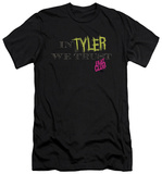 Fight Club - In Tyler We Trust (slim fit) T-Shirt