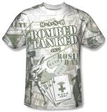 M.A.S.H - Bombed Tank Shirts