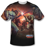 Masters Of The Universe - Battle Sublimated