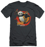 Kung Fu Panda - Real Warrior (slim fit) Shirts