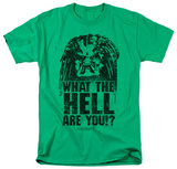 Predator - What Are You (tall) T-shirts