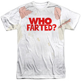 Revenge Of The Nerds - Who Farted T-shirts