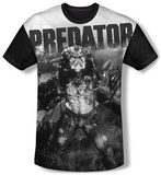 Predator - In The Jungle (black back) T-shirts