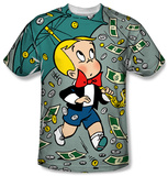 Richie Rich - Let It Rain T-shirts