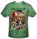 Polar Express - Santa T-shirts