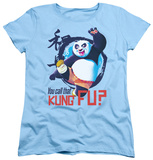 Womans: Kung Fu Panda - Kung Fu T-Shirt