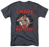 Masters Of The Universe - I Have The Power Shirt