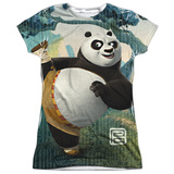Juniors: Kung Fu Panda - Training T-Shirt
