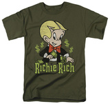 Richie Rich - Rich Logo T-shirts