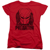 Womans: Predator - Logo T-shirts