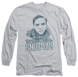 Longsleeve: Malcolm In The Middle - Shut Up Shirts