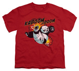 Youth: Kung Fu Panda - Kaboom Of Doom T-Shirt