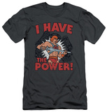 Masters Of The Universe - I Have The Power (slim fit) T-shirts