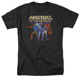 Masters Of The Universe - Team Of Villains Shirt
