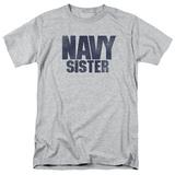 Navy - Sister T-Shirt