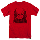 Predator - Logo T-shirts