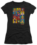 Juniors: Masters Of The Universe - Character Heads T-Shirt