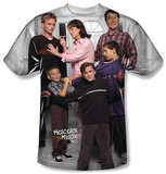 Malcolm In The Middle - Family T-Shirt