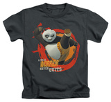 Youth: Kung Fu Panda - Real Warrior T-shirts