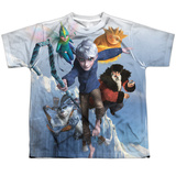 Youth: Rise Of The Guardians - Together Now T-shirts