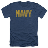 Navy - Logo T-shirts
