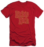 Richie Rich - Stacked (slim fit) T-shirts