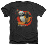 Kung Fu Panda - Real Warrior T-shirts