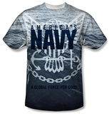 Youth: Navy - Force For Good T-shirts