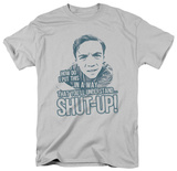 Malcolm In The Middle - Shut Up Shirt