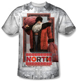 Rise Of The Guardians - North Shirts