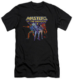 Masters Of The Universe - Team Of Villains (slim fit) Shirt