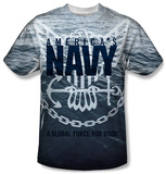 Navy - Force For Good T-shirts