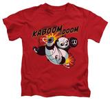 Juvenile: Kung Fu Panda - Kaboom Of Doom Shirt