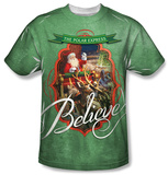 Youth: Polar Express - Santa Shirts